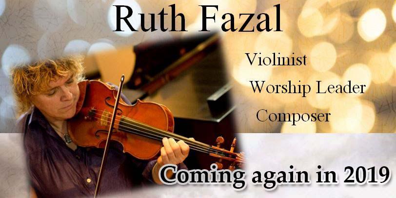 Ruth Fazal 2019